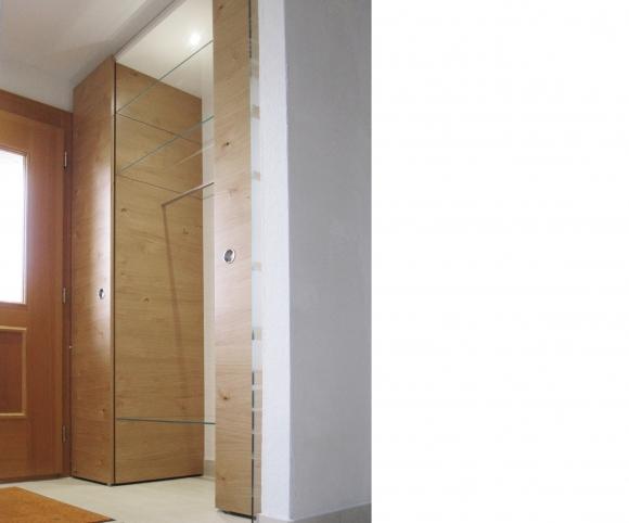 M bel innenarchitektur schreinerei garderobe entr e for Innenarchitektur garderobe
