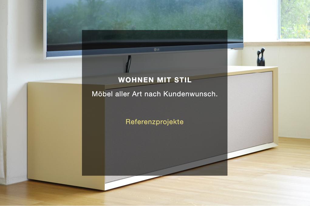 Möbel Innenarchitektur Schreinerei Schreinerei